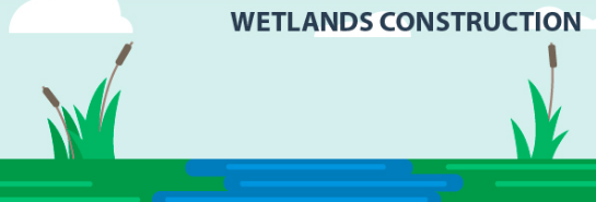 wetlands construction